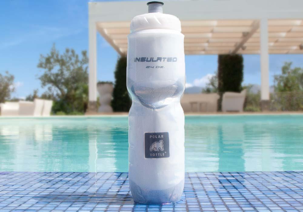 Een Polar Bottle in de Borgo delle Olive