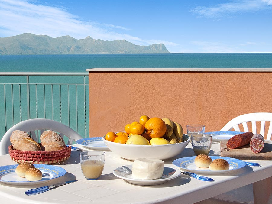 Appartamento Attinia in het kustplaatsje Balestrate op Sicilië