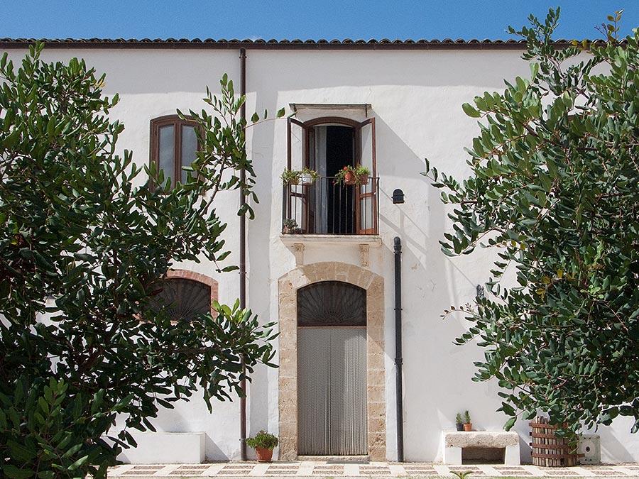 Appartamento della Baronessa in het kustplaatsje Balestrate op Sicilië