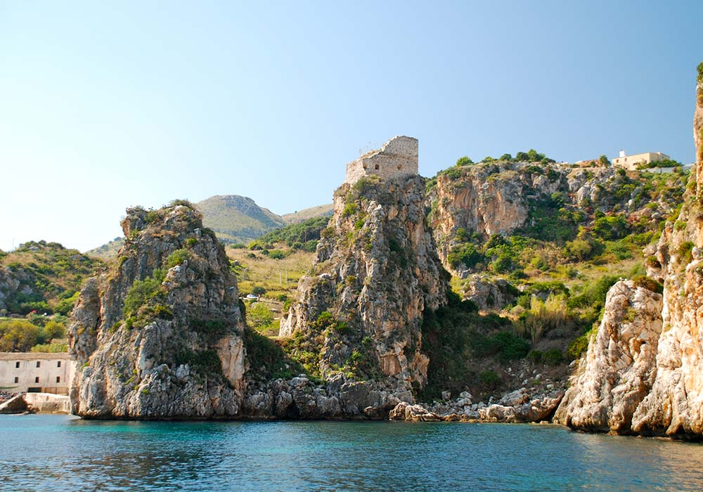 Boat trips near Scopello