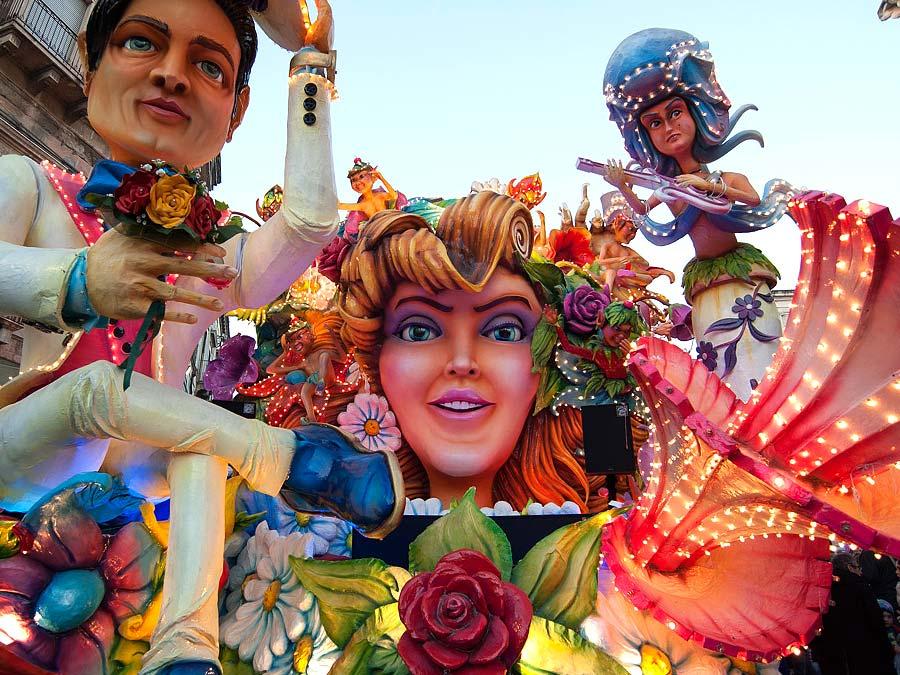 Carnaval op Sicilië