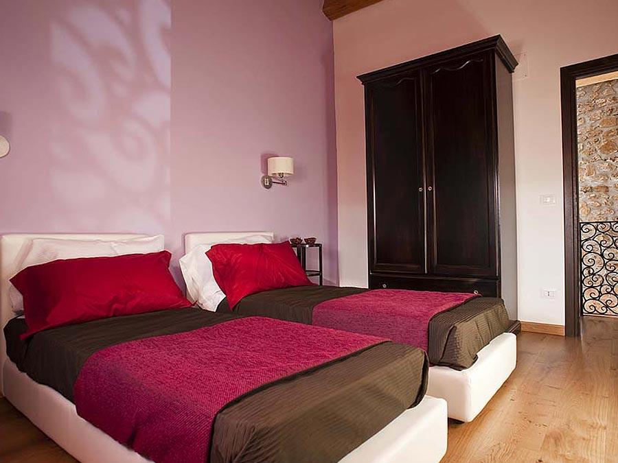 Appartamento Carolea in the Borgo delle Olive