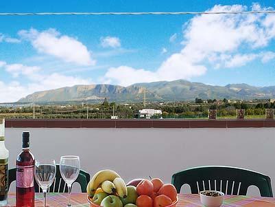 Vakantiewoning Casa Corona in Balestrate op Sicilië