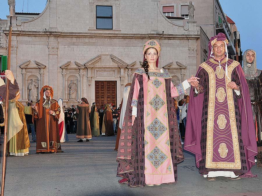 Corteo storico di Santa Rita in Castelvetrano