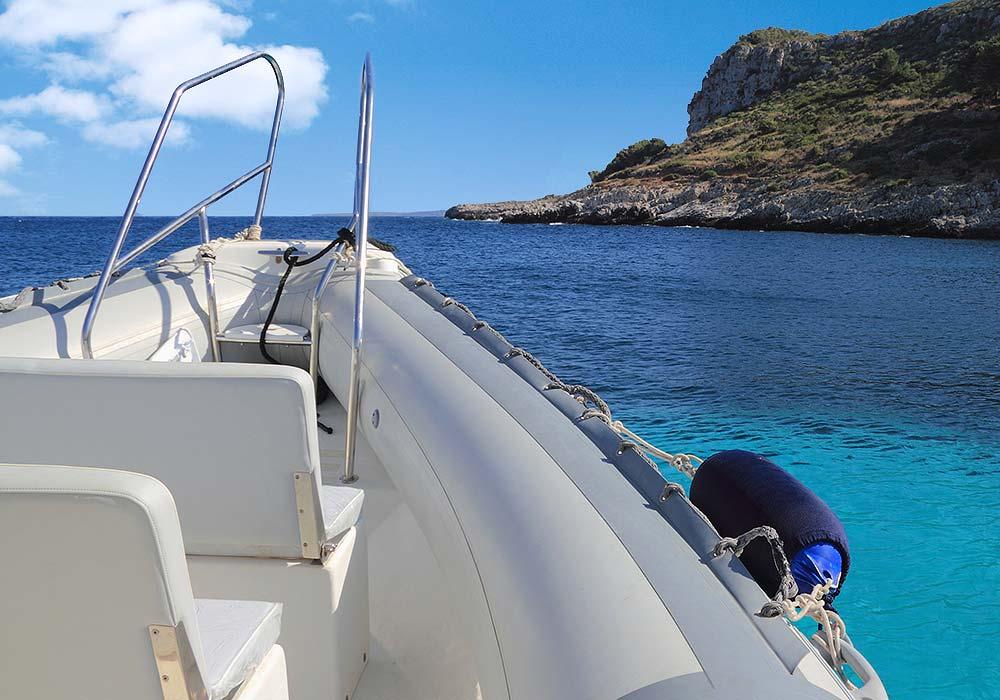 Boottochten op Sicilië