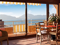 Appartamento Mandarino in het kustplaatsje Balestrate