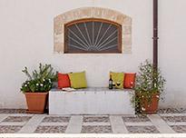 Vakantiewoning Casa del Monsù in het kustplaatsje Balestrate