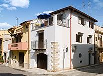 Vakantiewoning Casa il carretto Siciliano in het kustplaatsje Balestrate