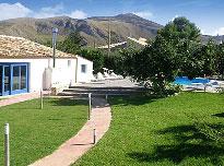 Vakantiewoning Villa Veneziano in de buurt van Scopello en het kustplaatsje Castellammare del Golfo