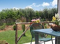 Holiday home Villa Ponzini in the coastal town of Trappeto