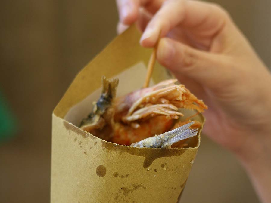 Streetfood festival Stragusto in Trapani