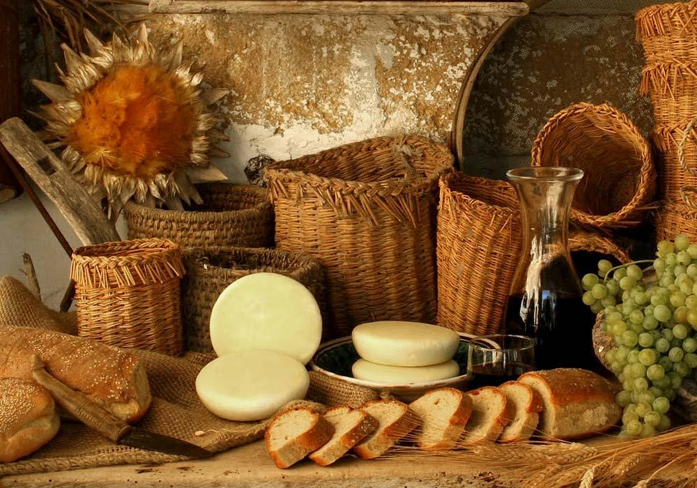 Siciliaanse streekproducten