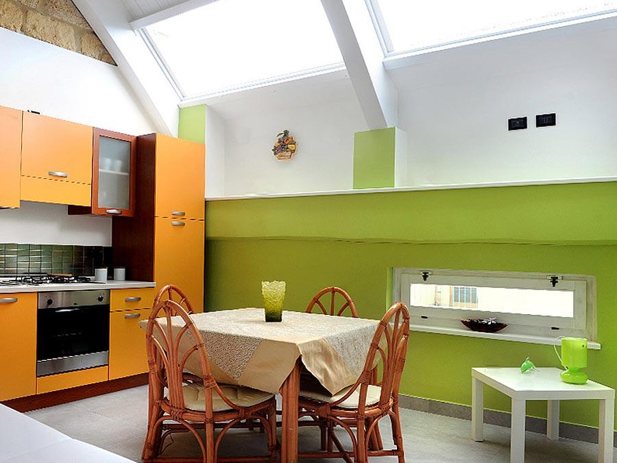 Appartamento Suvaru in het kustplaatsje Balestrate op Sicilië