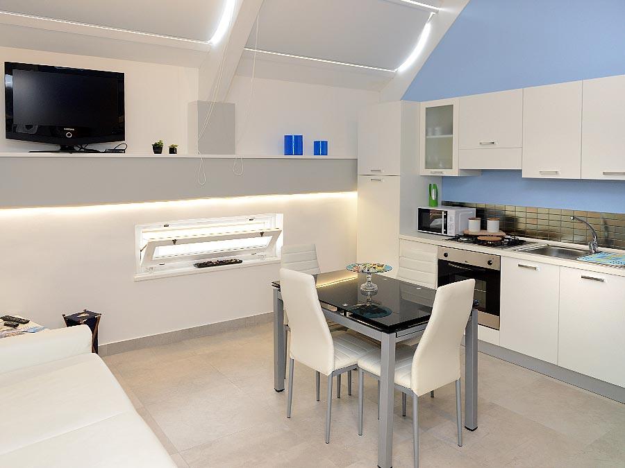 Appartamento Vinigna in het kustplaatsje Balestrate op Sicilië