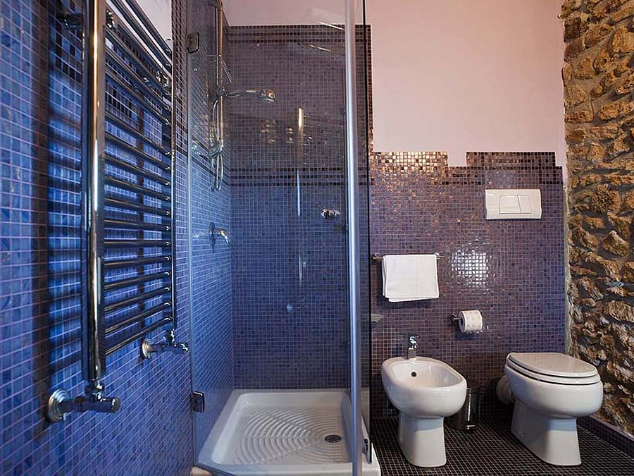 The second bathroom of Appartamento Carolea