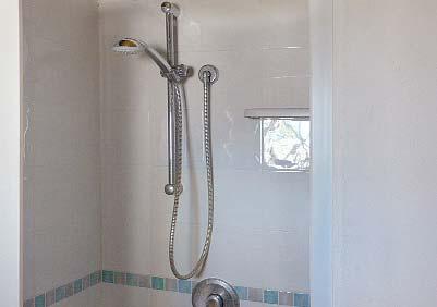 In the bathroom of Appartamento della Baronessa