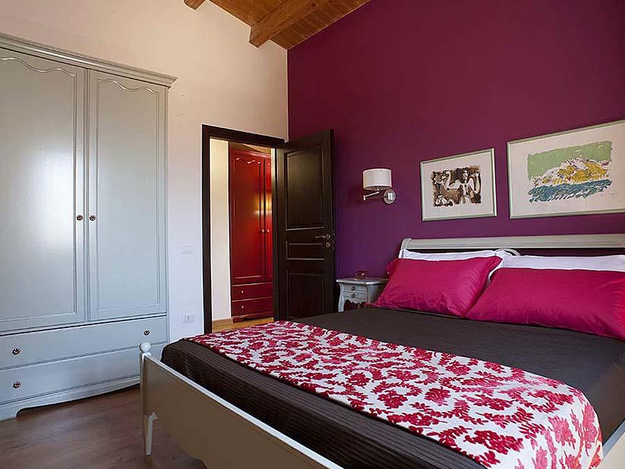 The third bedroom of Appartamento Cerasuola